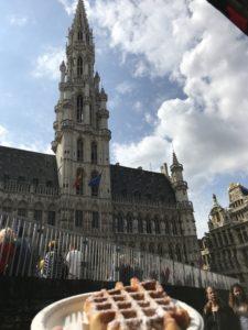 ブリュッセルの観光スポット
