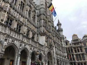ブリュッセルの観光名所グランプラス