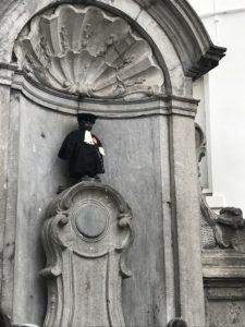 ブリュッセルの有名人ションベン小僧
