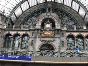 世界1綺麗と言われるアントワープ中央駅