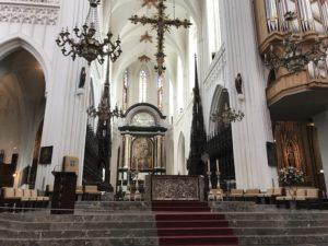 アントワープに来たら絶対行きたい大聖堂