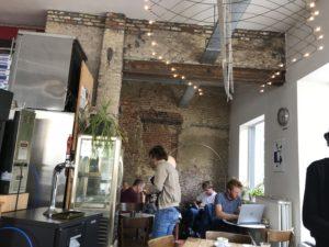 アントワープのオススメカフェ