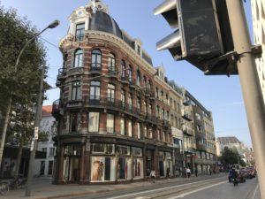 アントワープのDries Van Notten本店