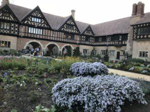 イギリス風ガーデン
