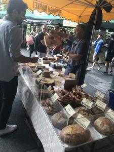 Borough marketの美味しいベーカリー