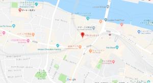 Borough Market への行き方マップ