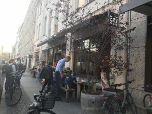ベルリンで1番人気のベーカリー
