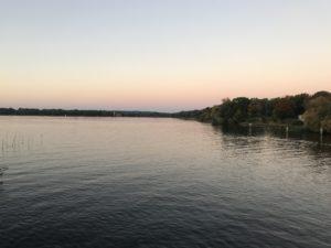 ヴァンゼーの湖