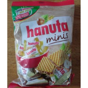 ドイツの有名なお菓子ハヌータ