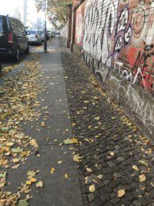 ベルリンのウォールアート