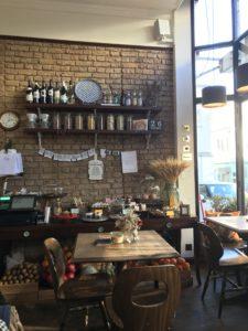 R&Hカフェの様子