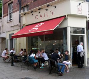 イギリスで人気のベーカリーGAIL's