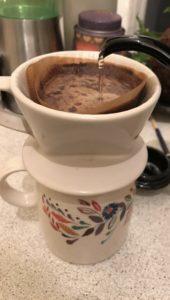 イギリスのコーヒー事情