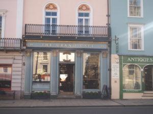 イギリスで最も古いカフェ