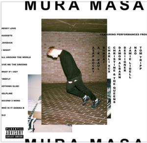 my favourite Uk musician mura masa